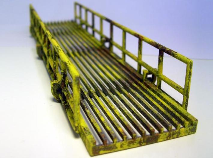 Folding Industrial Walkway 3d printed
