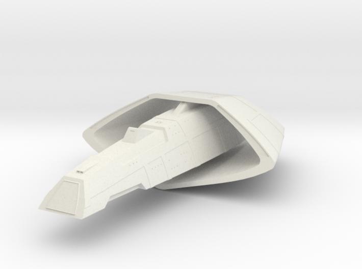 1400 Vulcan Apollo class TPau variant 3d printed