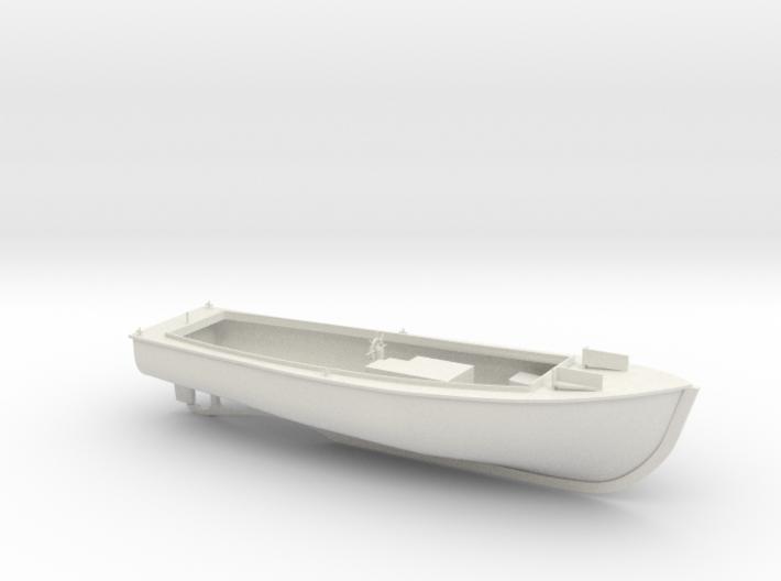 Kriegsmarine Verkehrsboot in 1:35 3d printed