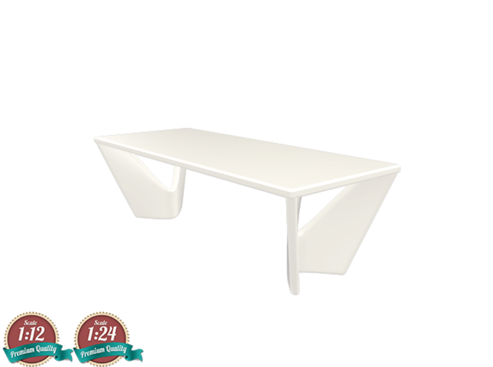 miniature suspens dining table roche bobois 3d printed miniature suspens dining table roche bobois