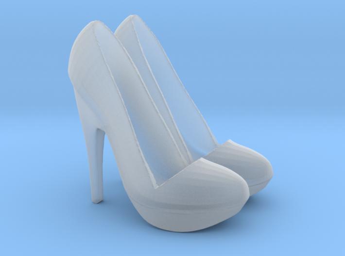 Shoe Phone/Tablet holder 3d printed