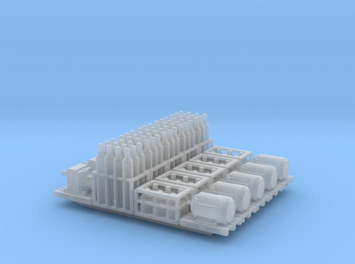 5x4 Ladegut 3d printed