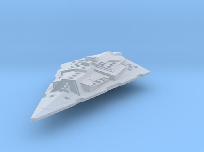 Imperial Star Dreadnought Vigilant Class 3d printed