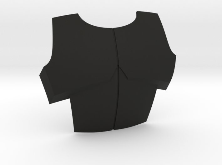 Sideshow ARC Chest Plate 3d printed