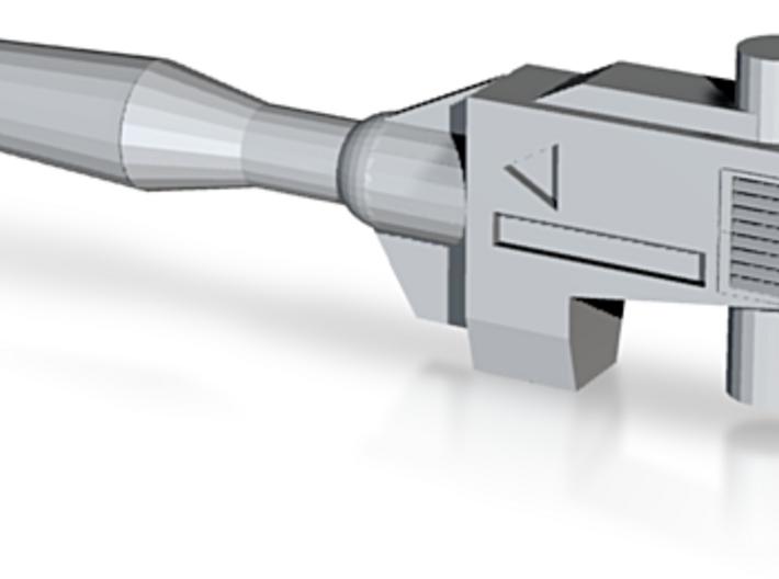 Lambo Laser Rifle 3d printed
