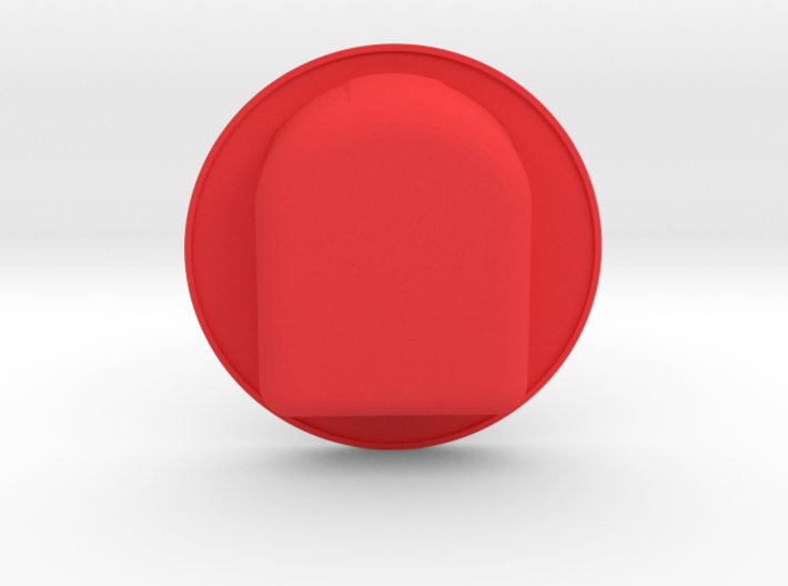 GyroPod - The Omnipod SHIELD (only SIDE A) 3d printed