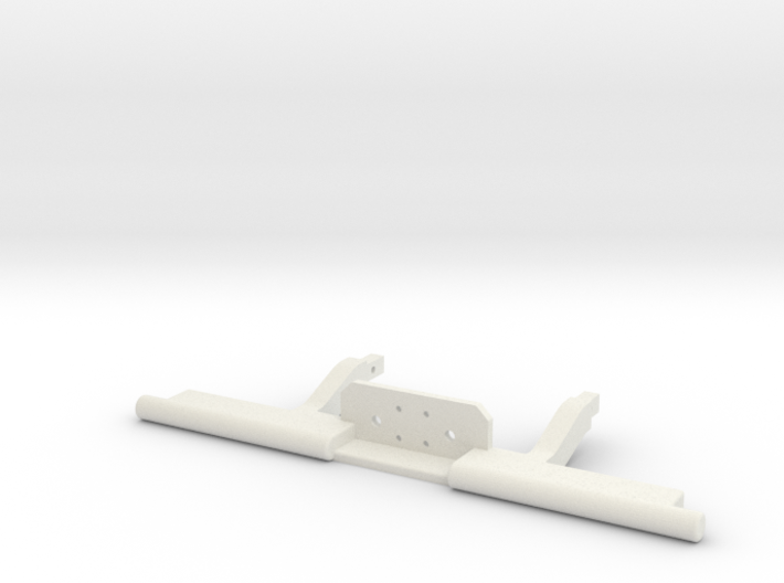 Toyota LC70 Rearbumper 3d printed