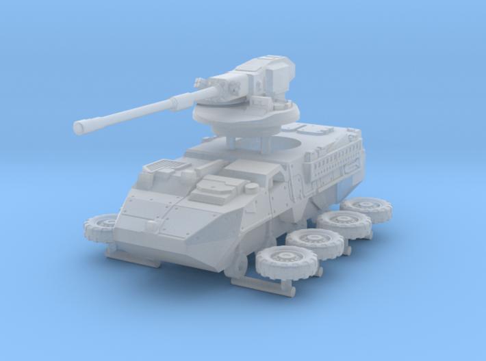 Stryker MGS esc: 1:200 3d printed