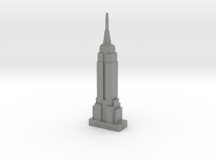 Empire State Building - New York (3 inch) 3d printed