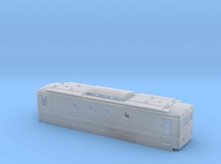 NS1100 oerversie voor piko pantografen 3d printed