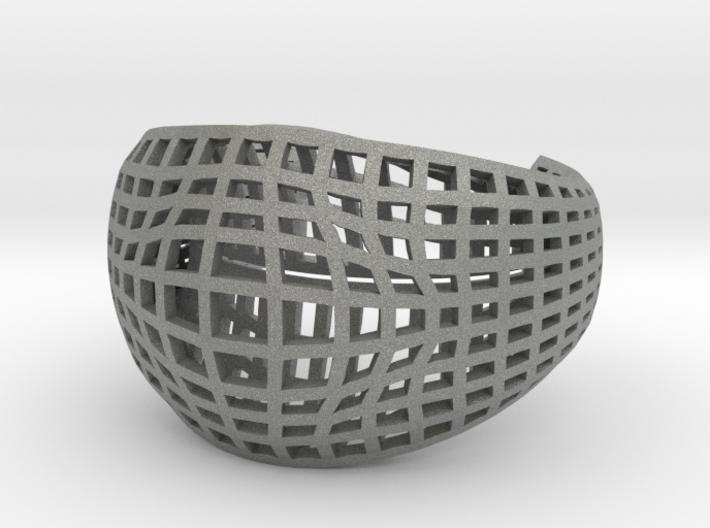 Neo Geometricism* Bangle ( Large ) 3d printed