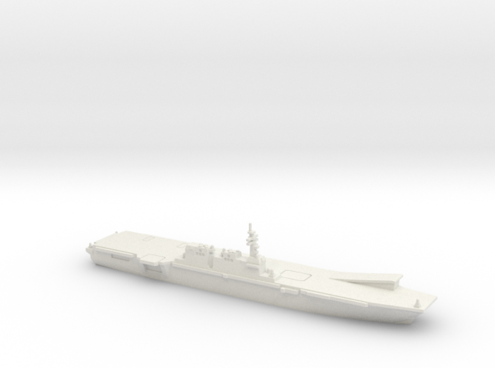 Izumo-class-based CV, 1/1800 3d printed