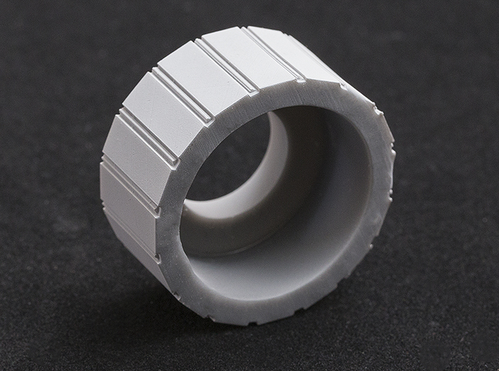Engine Nozzle for Randy Cooper Blockade Runner 3d printed