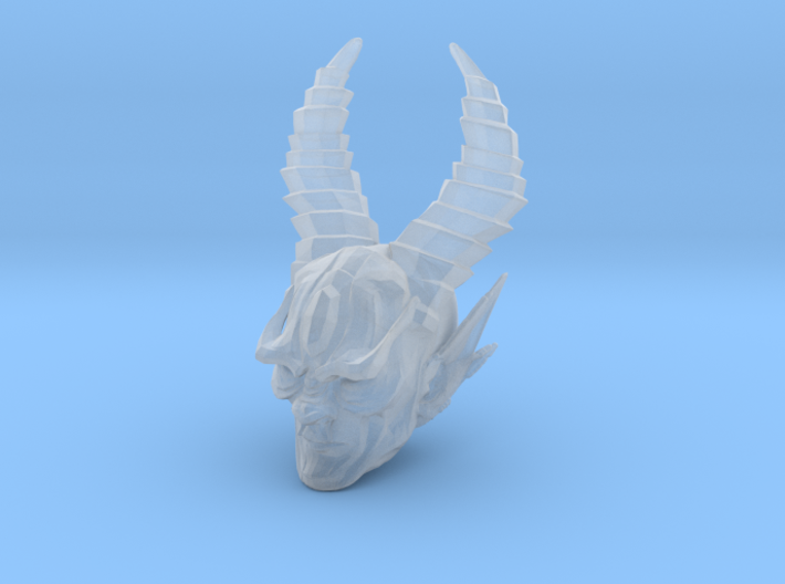 mythic demon head 2 3d printed Recommended