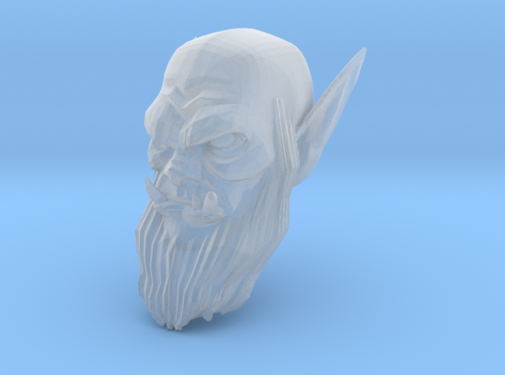 orc head 4 3d printed Recommended