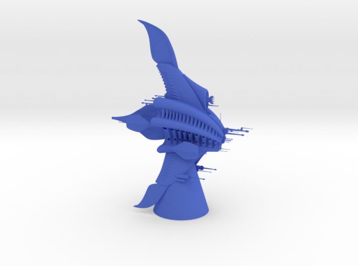 Minbari - Sharlin (5.06 x / 1.894 y / 6.358 z) 3d printed