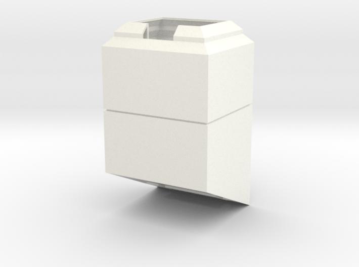 Commlock Desk Holder 3d printed