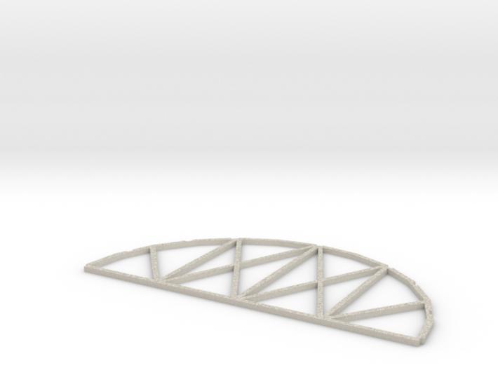 Knapford Roof Kit Internal Frame 3d printed