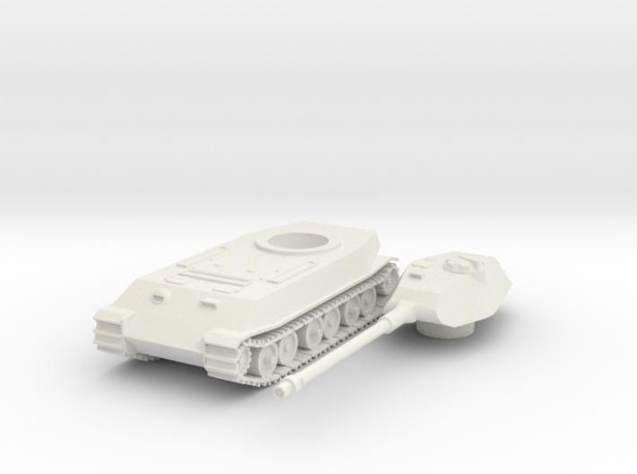 VK 4502 (P) scale 1/87 3d printed