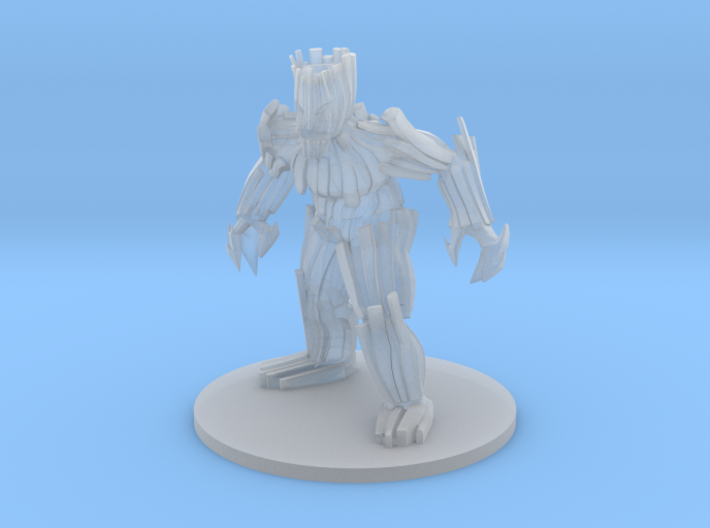 Wood Golem 3d printed