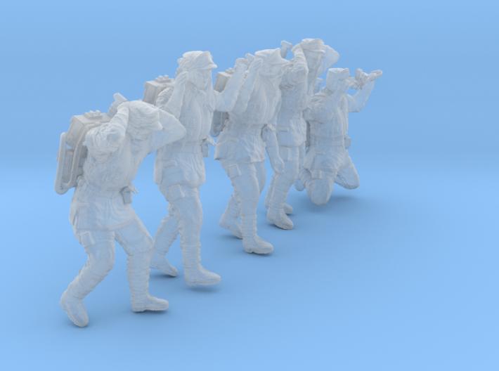 1/56 Antarctic Troops Set104-03 3d printed