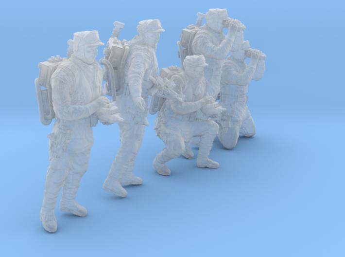 1/48 Antarctic Troops Set103-02 3d printed