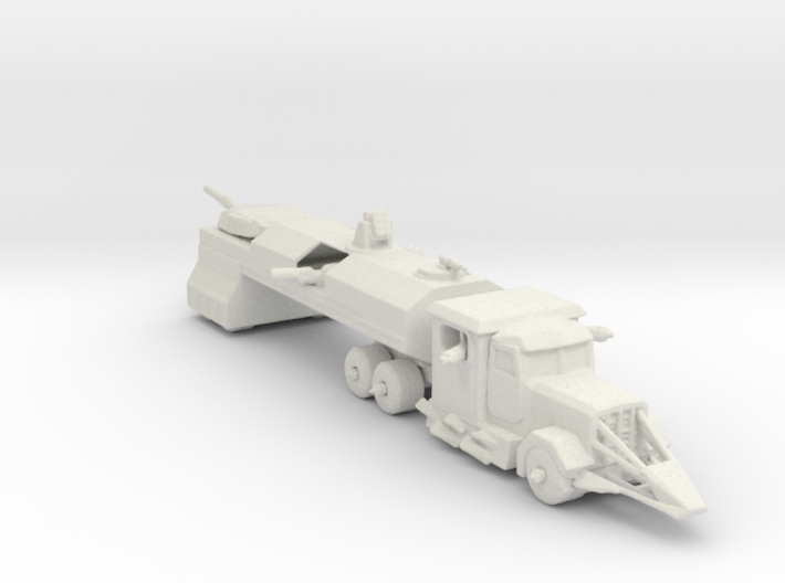 Death Race Dreadnought 285 scale 3d printed