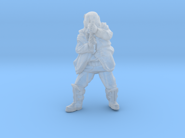 Grunge Trooper? (I think he's a fake) 3d printed