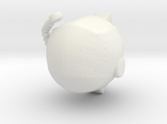 SpaceHelmetv2 3d printed