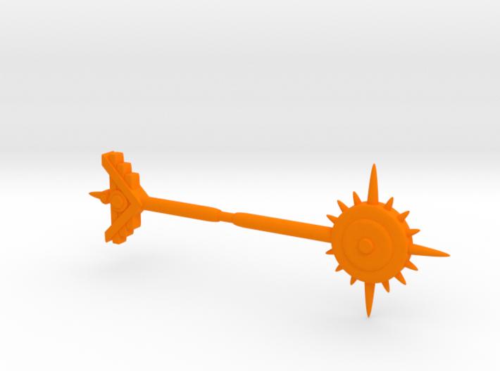 Pharoid Weapons 3d printed