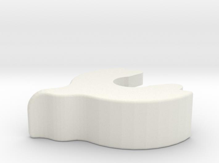 [LRG NUT] MM 510 Lock Ring  3d printed