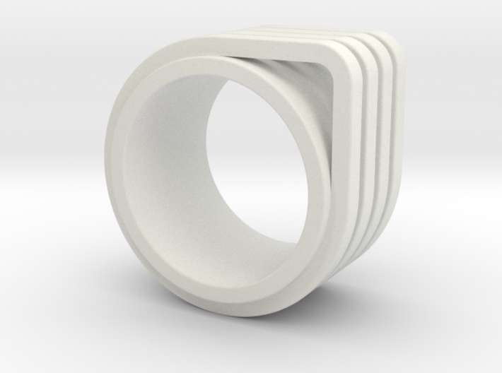 AVIV - Bauhaus TLV inspired 3d printed
