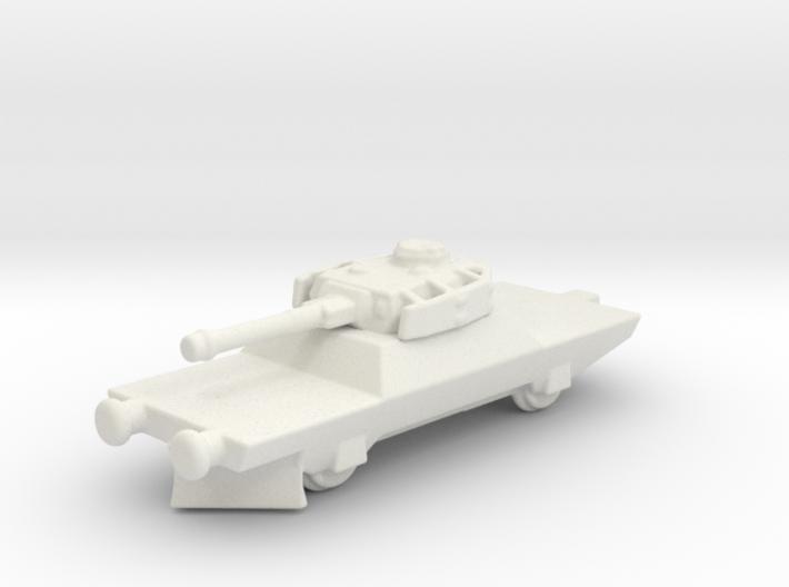 Panzerzüge panzerjagerwagon armored train 1/144 3d printed