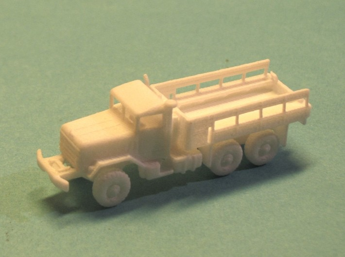 M923 5t Cargo Truck 3d printed If you noticed it was printed so shapeway has no excuse not to print