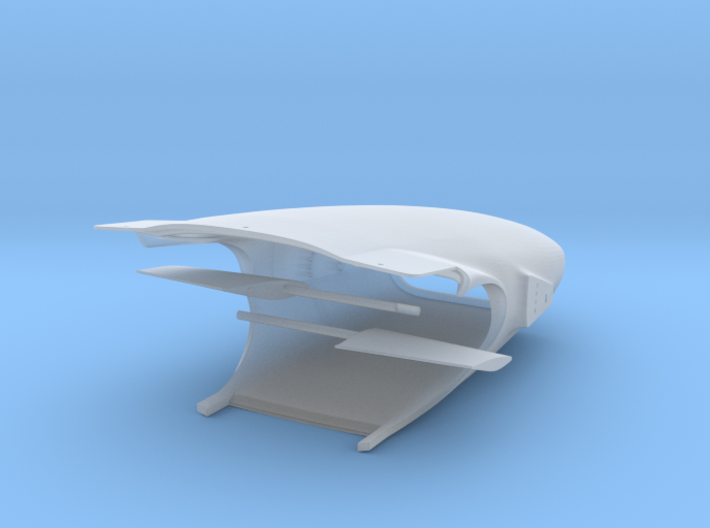 1/20th Lotus 49B nose cone 3d printed