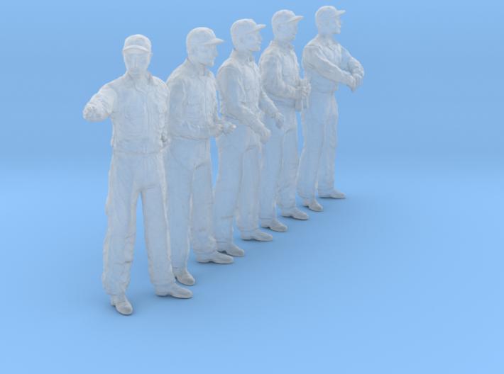 1/32 USN Officers Set437-02 3d printed