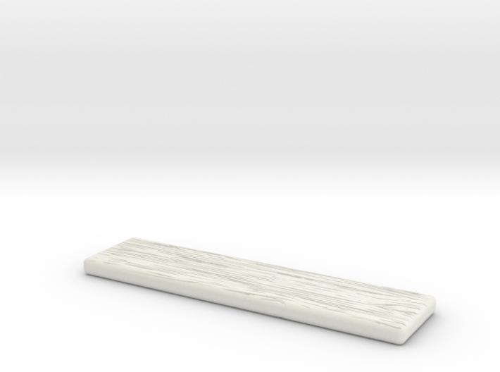 wood grain slab II 3d printed