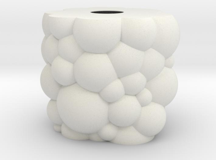 Soapy Bubbles Lamp Shade 3d printed