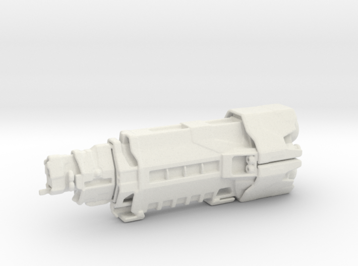 Halcyon Class (Re-Sized) 3d printed