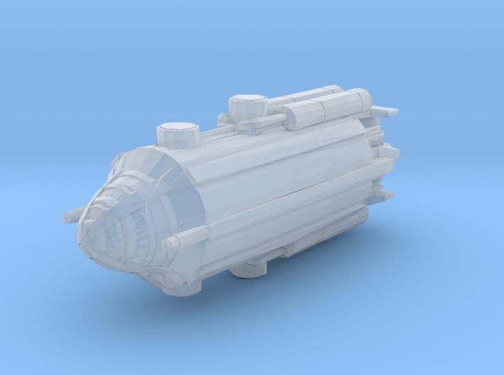 Raider Battlewagon Fleet Action scale 35mm 3d printed