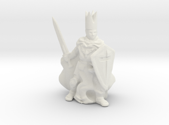 S Scale Inquisitor 3d printed This is a render not a picture