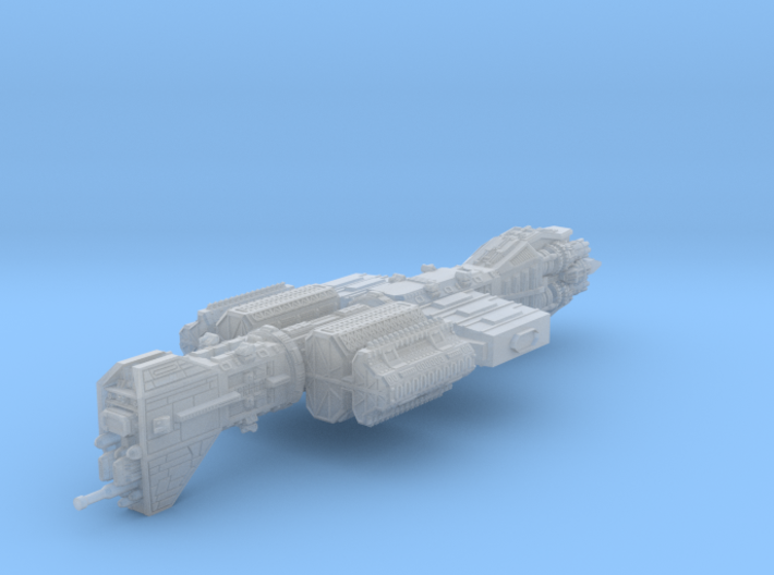 Earth Alliance Orion-Class Carrier 53mm 3d printed