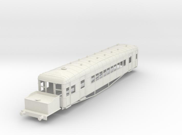 o-43-lner-clayton-steam-railcar-d91 3d printed