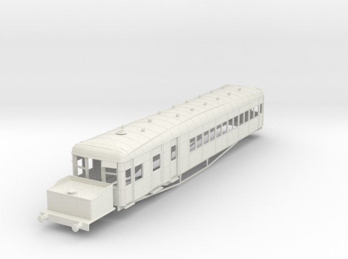 o-43-lner-clayton-steam-railcar-d92 3d printed