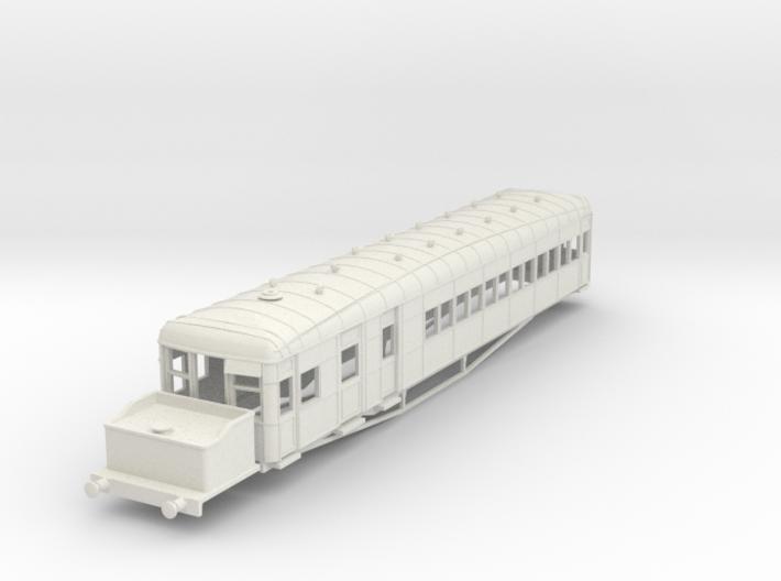 o-100-lner-clayton-steam-railcar-d92 3d printed