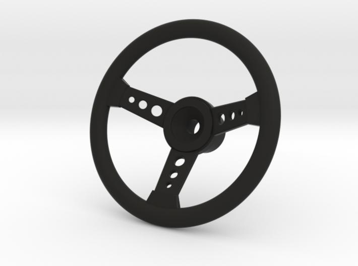 CT10017 C10 Steering wheel 3d printed