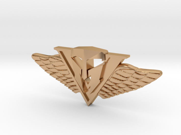 Character Does Matter - Wings For Val 3d printed