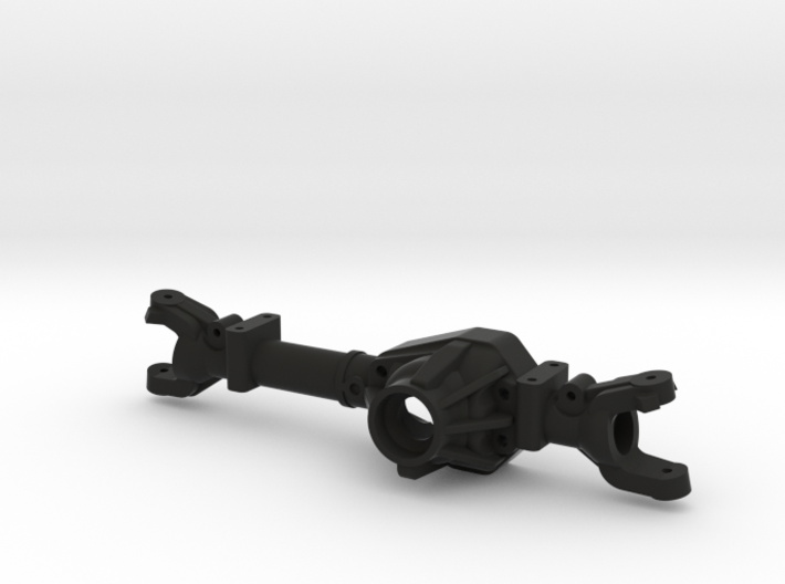 NC60 170mm Right Drop Front Leafed Axle for RC4WD 3d printed