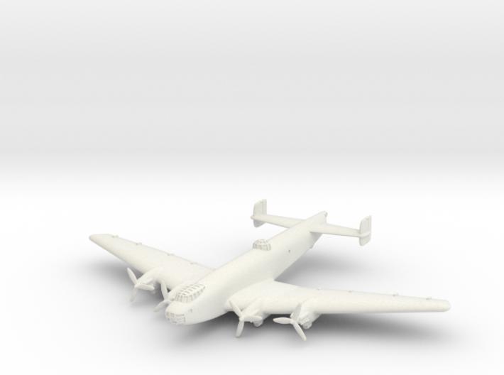 Junkers Ju 89 V1 1/144 3d printed