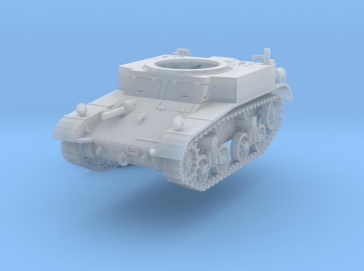 PV14E M1 Combat Car (1/144) 3d printed